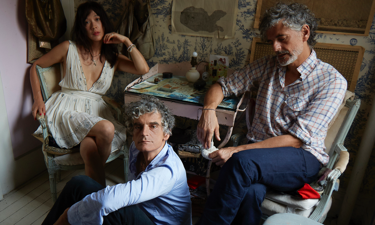 "Blonde Redhead: ""It's almost too personal"""