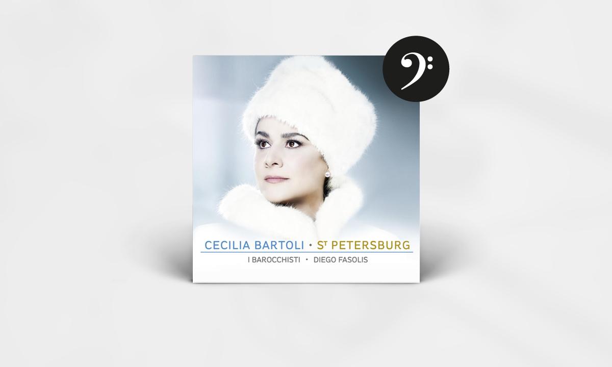 Classical Album of the Week: Cecilia Bartoli