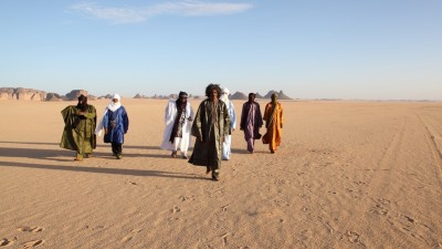 From Mali to the Mojave: Desert Music