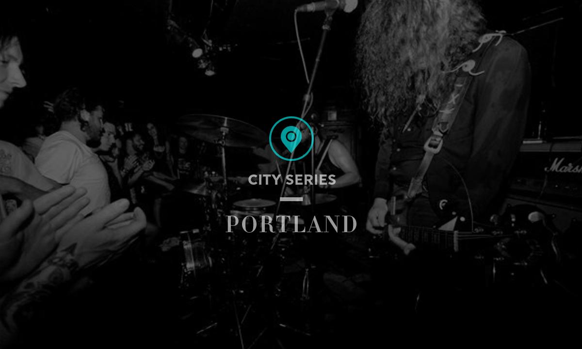 Portland Punk Romance: Fred & Toody Cole