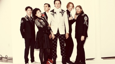 Arcade Fire: A Decade of Decadence and Danceability