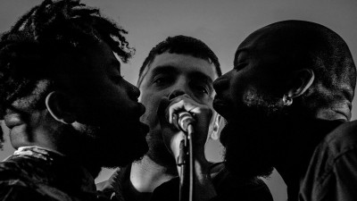 Young Fathers: The Only Thing You Represent is Yourself