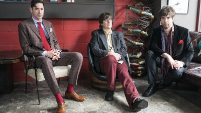 Tore Renberg: All Hail The Mountain Goats