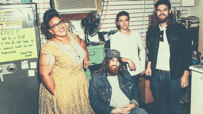 Alabama Shakes: Don't Wanna Fight