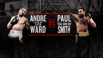 throne boxing: Andre Ward vs. Paul Smith