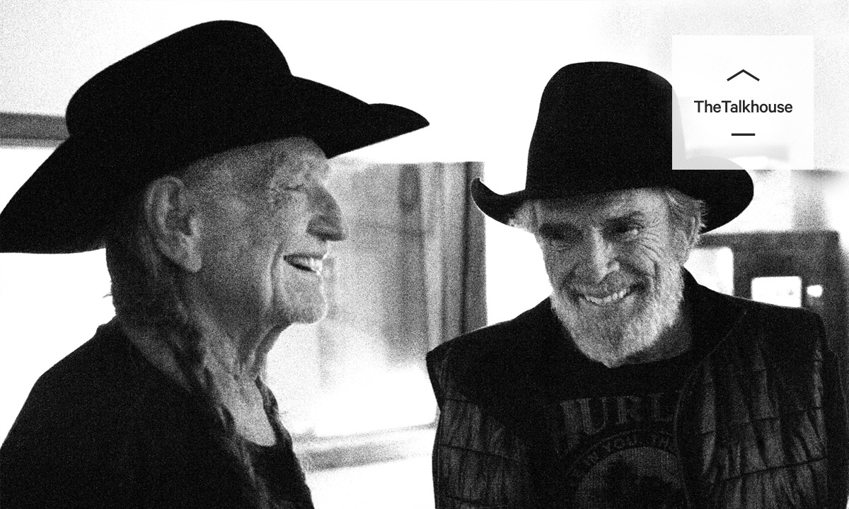 Larkin Grimm Talks Willie Nelson & Merle Haggard's Django & Jimmie