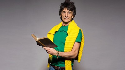 Ronnie Wood: Like a Rolling Stone