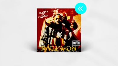 Rewind: Raekwon's Only Built 4 Cuban Linx…