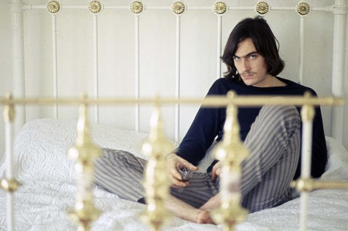 James Taylor, 1968. (Apple Records)