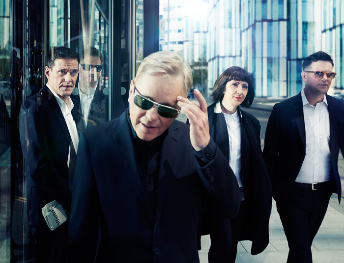 New Order, 2015 (Photo Credit: Nick Wilson)
