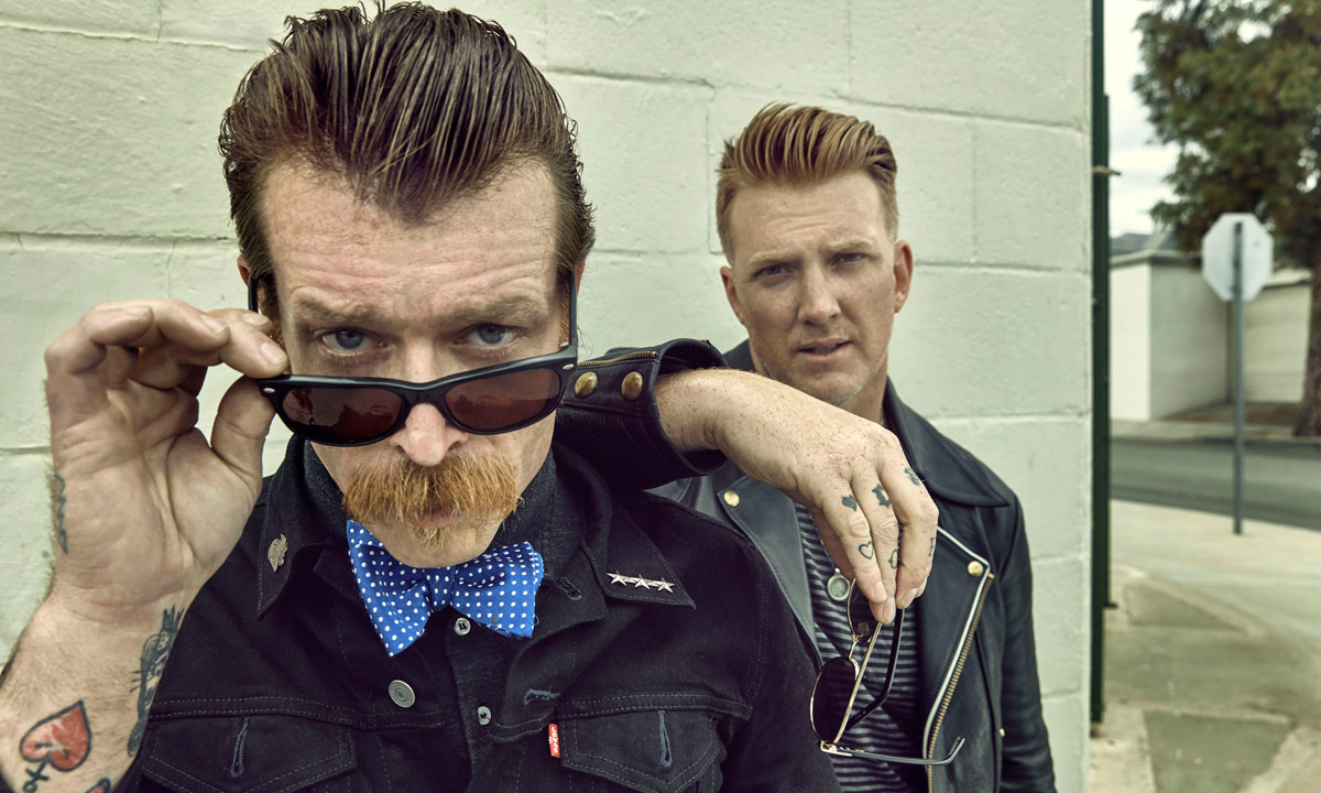 Dancing with the the Devil: A Conversation with Jesse Hughes