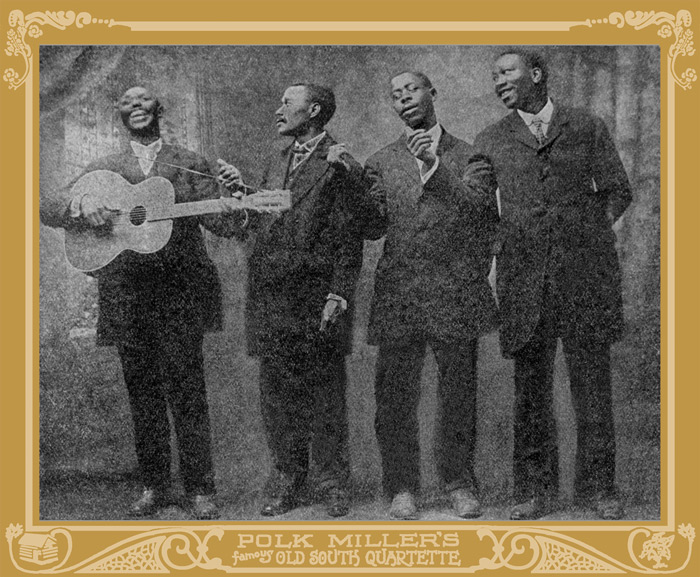 The Old South Quartette