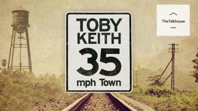 Nimai Larson Talks Toby Keith's 35 MPH Town