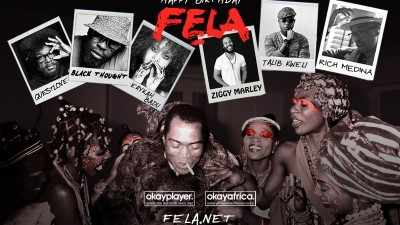 Happy Birthday Fela