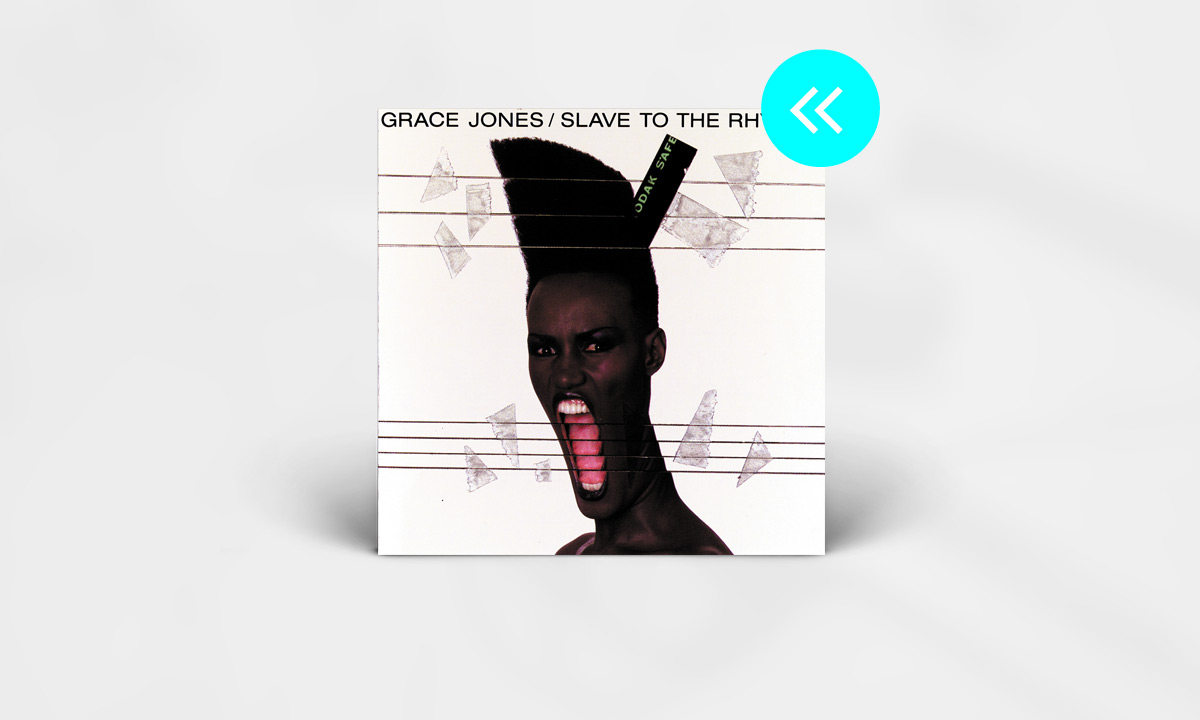 Rewind: Grace Jones' Slave to the Rhythm