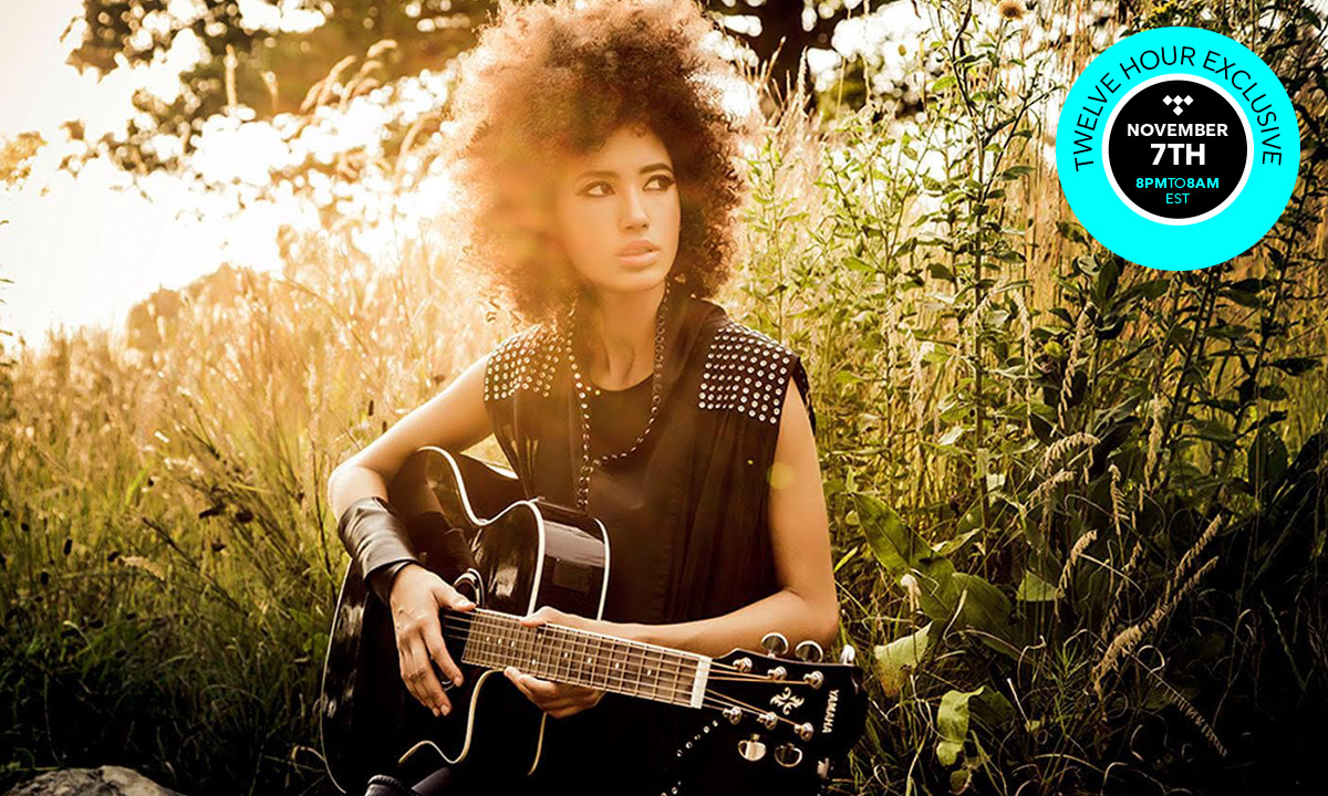 OUI CAN LUV: Starring Andy Allo & Prince