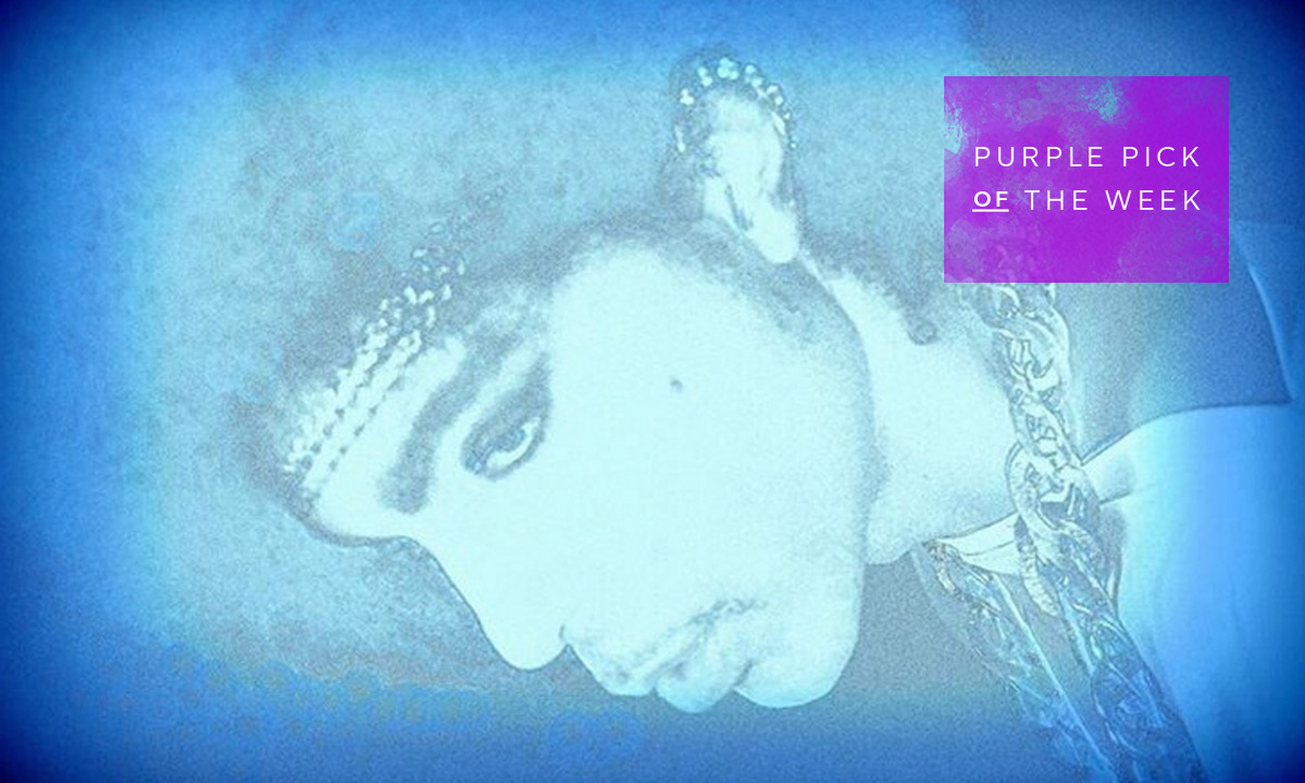 """Purple Pick of the Week: """"IF EYE COULD GET UR ATTENTION"""" [Premiere]"""