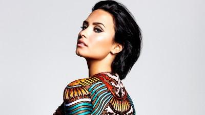 Slanted & Enchanted: Demi Lovato