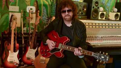 Out of the Blue: Jeff Lynne & the Return of Electric Light Orchestra