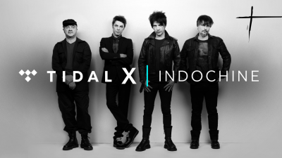 TIDAL X: INDOCHINE PRESENTED BY RTL2