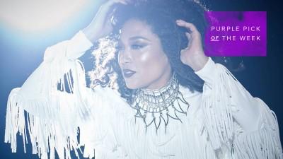 "Purple Pick of the Week: ""Turn Up"""