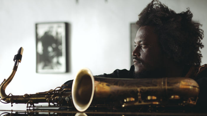 Kamasi Washington (Credit: Mike Park)