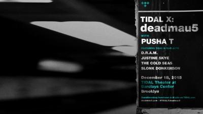 TIDAL X: deadmau5