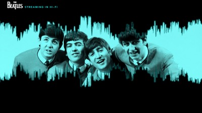 The Beatles on TIDAL