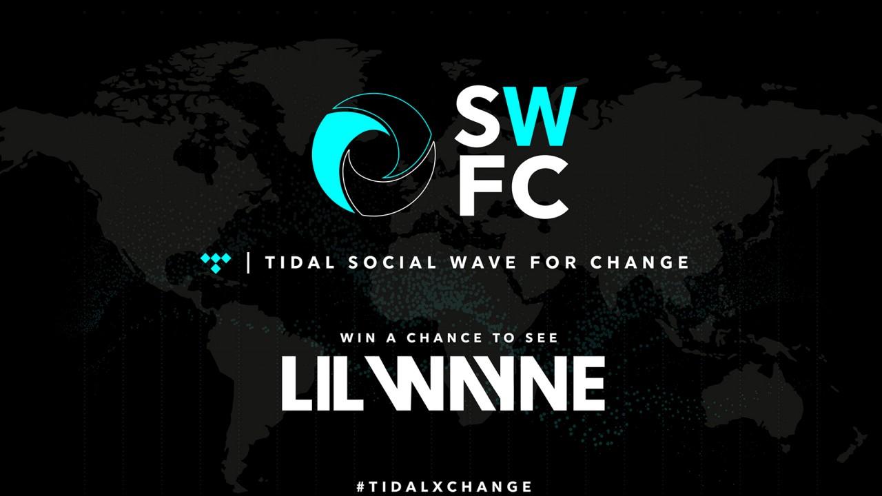 SOCIAL WAVE FOR CHANGE