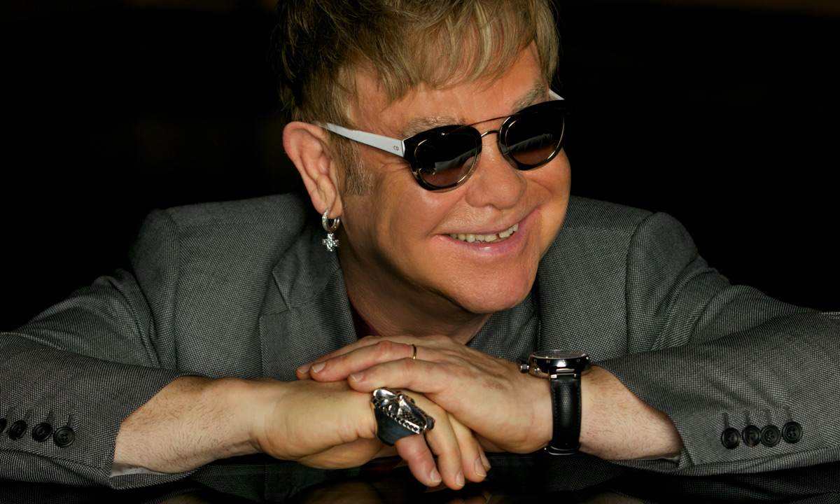 The Bitch Is Back: Elton John's 'Wonderful Crazy Night' Soars