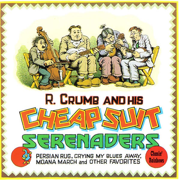 5Cheap Suit Serenaders