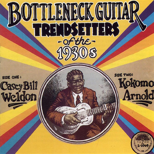 4Bottleneck Guitar Trendsetters