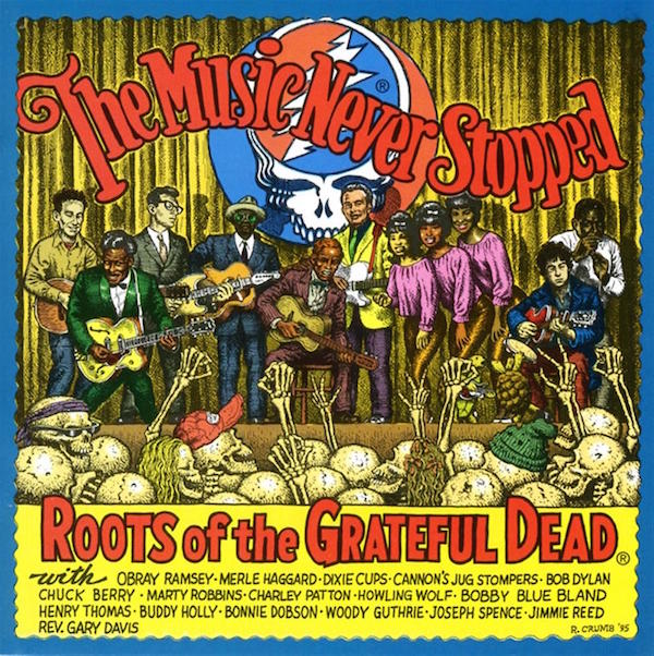 13Roots of the Grateful Dead