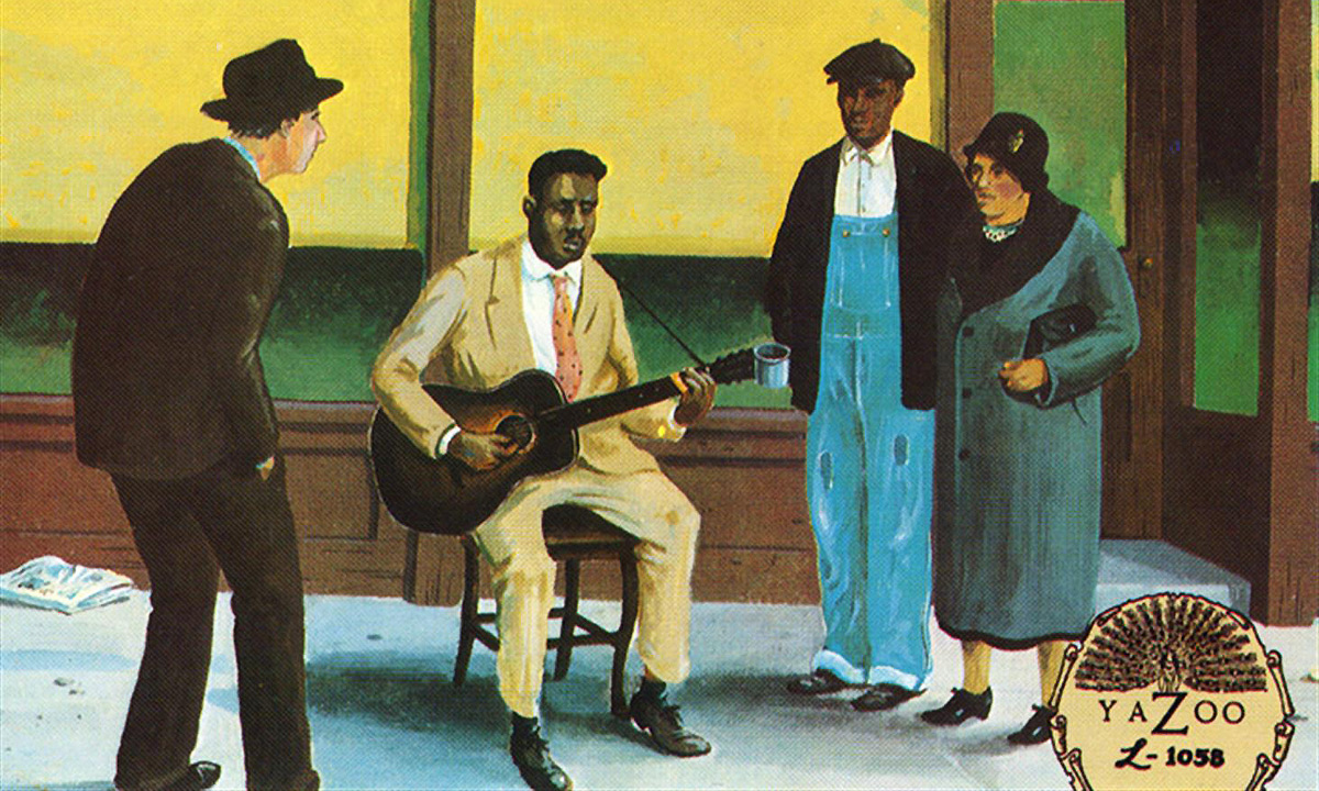 Dark Was the Night: The Legacy of Blind Willie Johnson