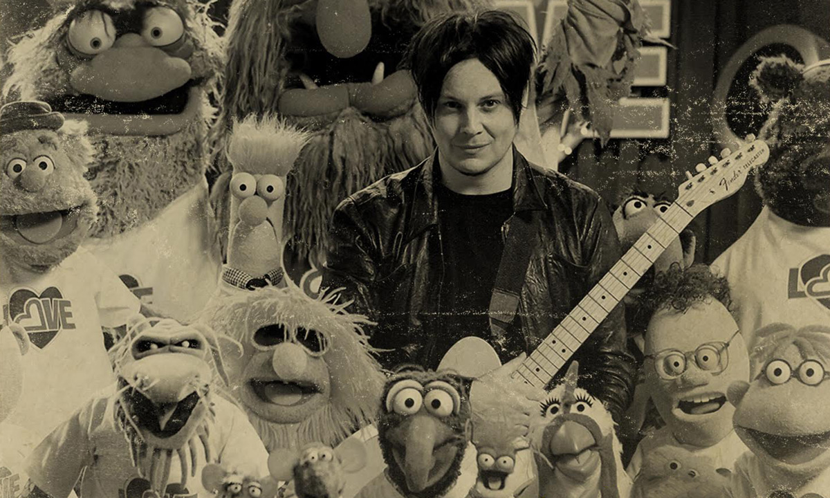 "Jack White & The Electric Mayhem: ""You Are The Sunshine Of My Life"""