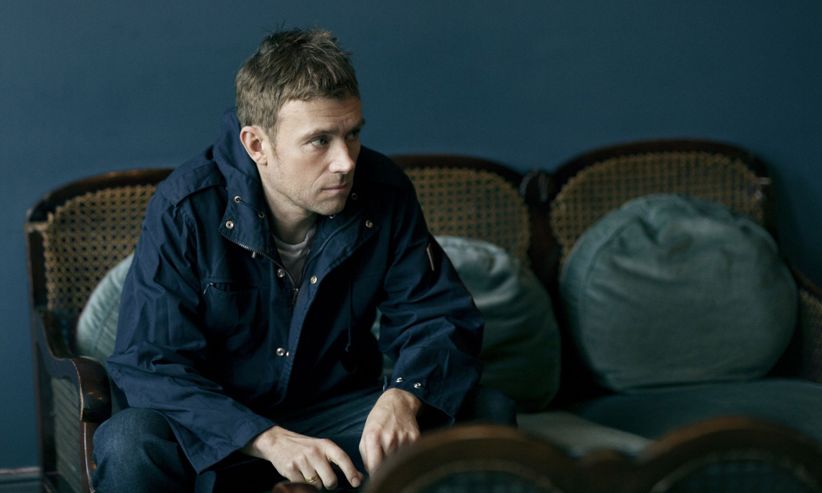 Damon Albarn: The Once and Future King