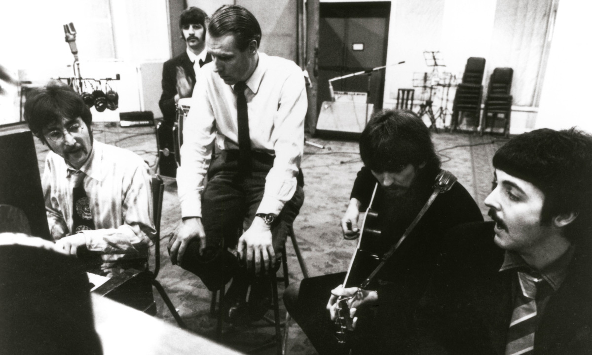 George Martin: A Fifth Beatle's Farewell
