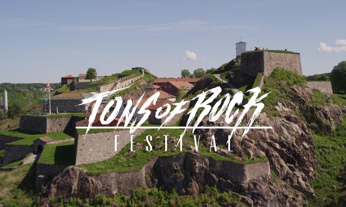 TONS OF ROCK-Konkurranse: VINN BILLETTER, VIP-PASS og HOTELL!