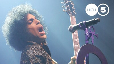 High 5: The Prince Birthday Special