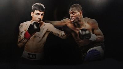 throne boxing: Hernandez-Harrison VS. Dallas Jr.