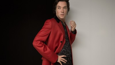 Rufus Wainwright: Enjoying the Fruits of Shakespeare