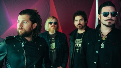 Rival Sons: 5 Albums That Changed My Life