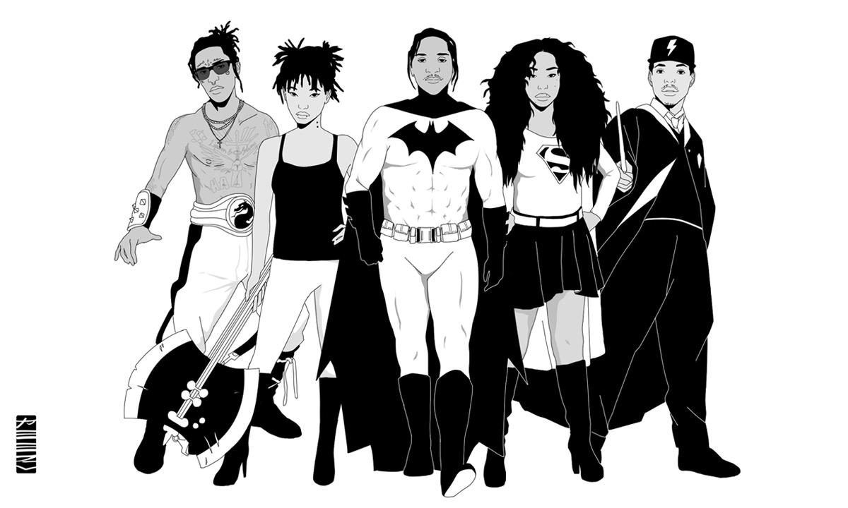 Straight Outta Gotham: When Hip-Hop and Geek Culture Collide