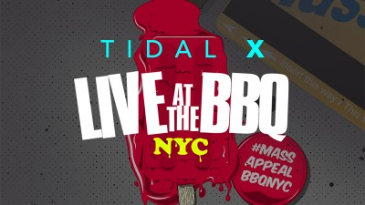 TIDAL X: Live At The BBQ