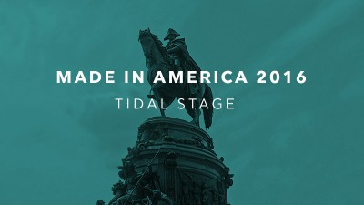 The Made In America TIDAL Stage in Review