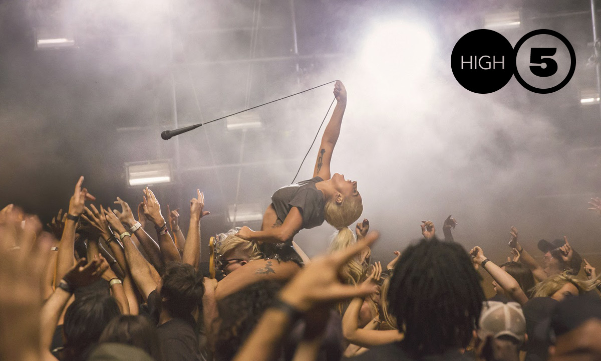 High 5: Five Playlists You Need To Hear This Week