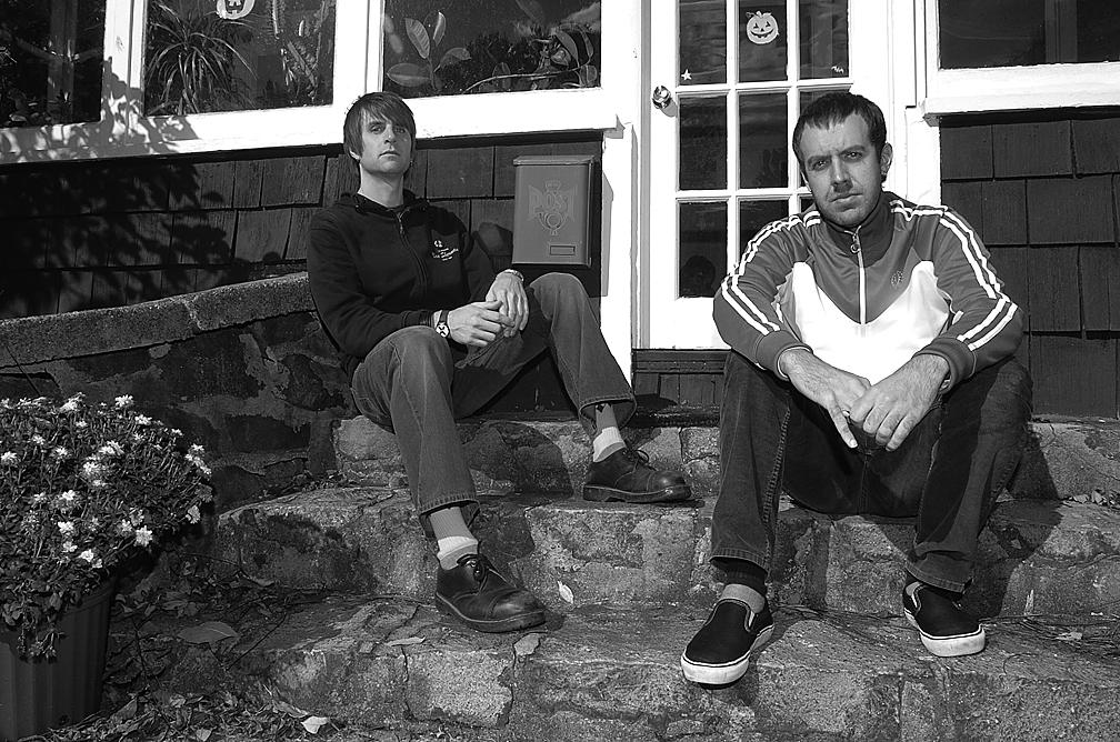 Tim Owen and Darren Walters, 2001