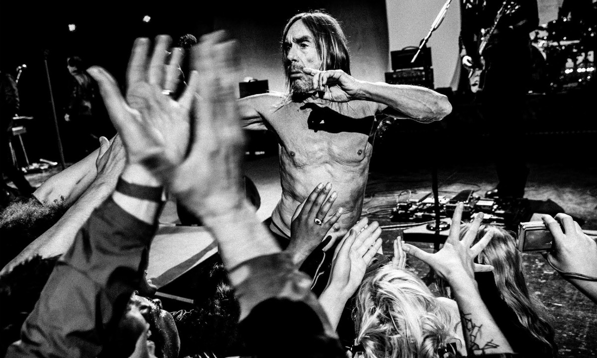 Raw Power: An Interview with Iggy Pop