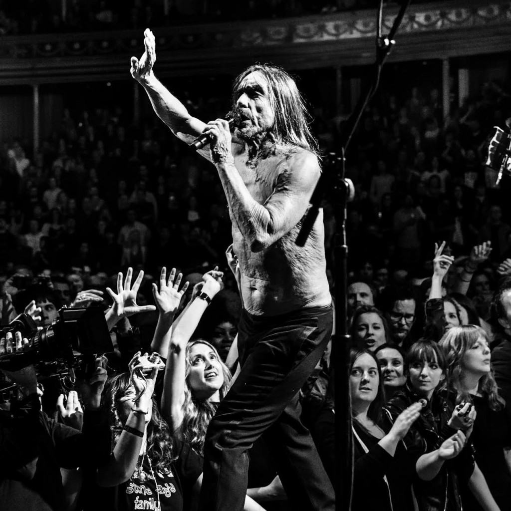 (Iggy Pop: Courtesy of Andreas Neumann)
