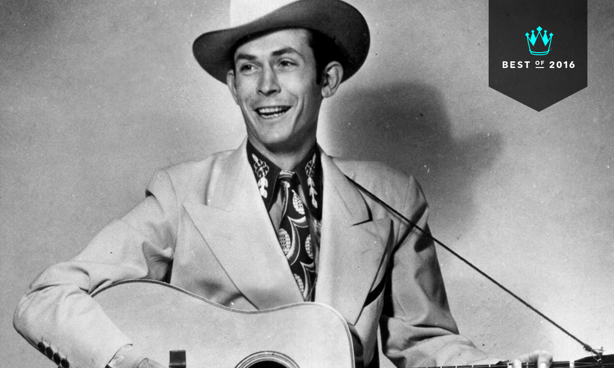I Saw The Light: The Legend of Hank Williams